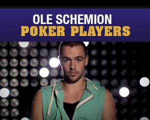 Ole Schemion | Poker Players