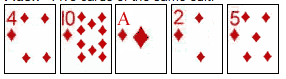 Poker-Hands-Flush