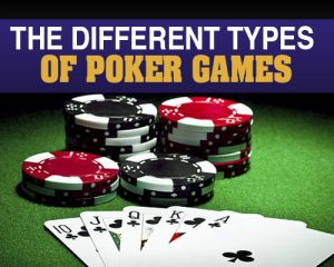 The Different Types Of Poker Games